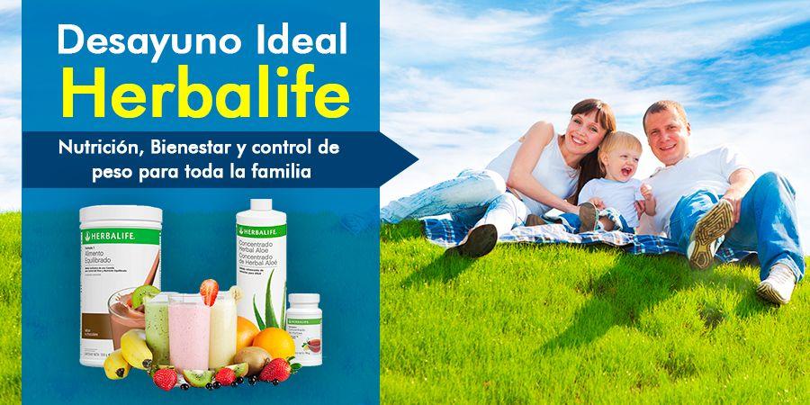 Herbalife Control de Peso