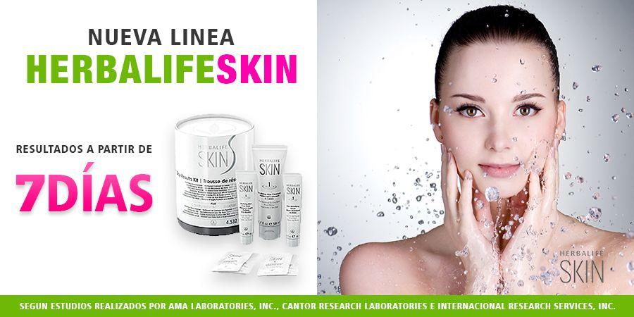 Herbalife Skin Resultados