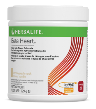 Beta heart® Beta glucane Avoine 229g