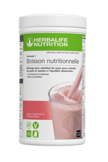Formula 1 New Generation without soy, lactose and gluten