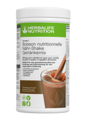 Formula 1 Protein Shake Smooth Chocolate 550g