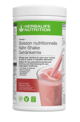 Formula 1 Protein Shake Strawberry Delight 550g