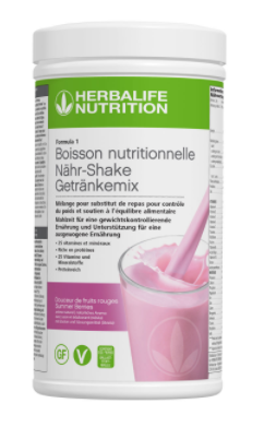Formula 1 Protein Shake Summer Berries 550g