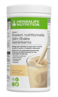 Formula 1 Healthy Meal Nutritional Shake French Vanilla
