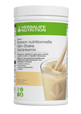 Formula 1 Healthy Meal Shake French Vainilla 780g